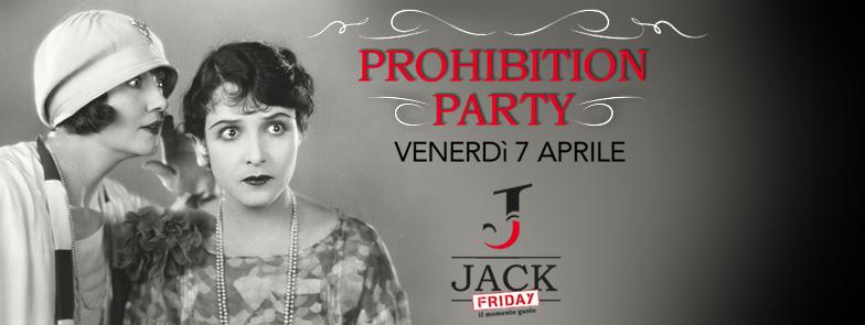 7 APR 2017   The Prohibition Party