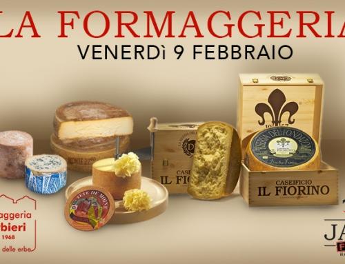 9 FEB 2018 | La Formaggeria